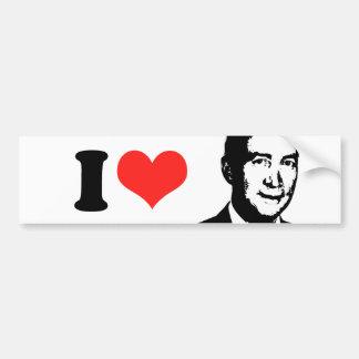 Mitch Daniels 2012 Bumper Stickers