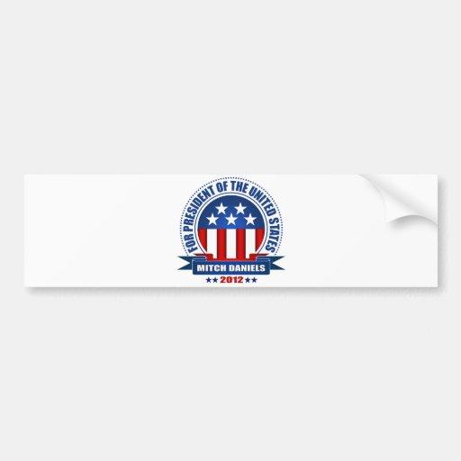 Mitch Daniels Bumper Stickers
