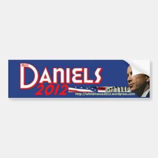 Mitch Daniels for President Bumper Stickers