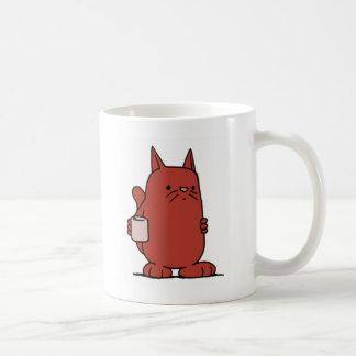 Mitchell coffee coffee mug