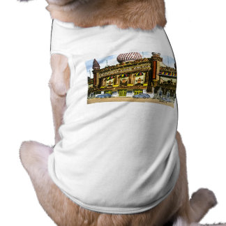 Mitchell Corn Palace, Mitchell, South Dakota Dog T-shirt