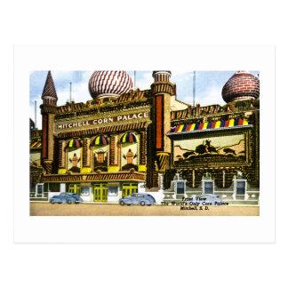 Mitchell Corn Palace, Mitchell, South Dakota Postcard