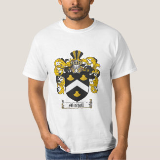 Mitchell Family Crest - Mitchell Coat of Arms T-Shirt