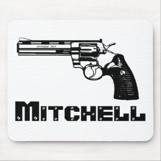 Mitchell! Mouse Pad