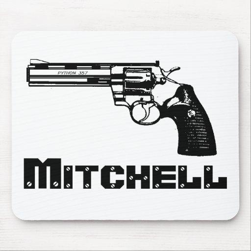 Mitchell! Mousepad