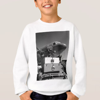 Mitchell movie camera DC-3 Sweatshirt