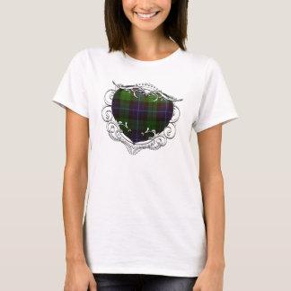 Mitchell Tartan Heart T-Shirt