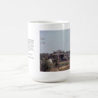 Mitchell-Tyndall NWBell Toll Lead (1931-1982) Classic White Coffee Mug