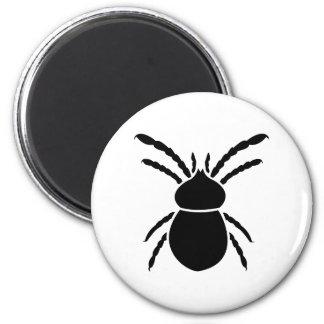 Mite 6 Cm Round Magnet