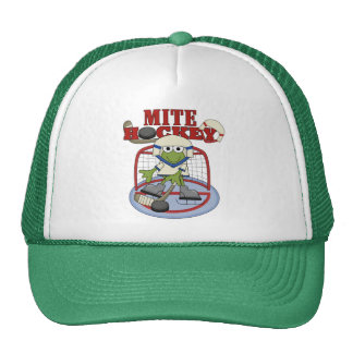 Mite Hockey Goalie Tshirts and Gifts Cap