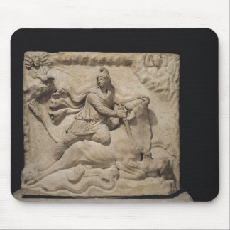 Mithras Sacrificing the Bull, 2nd-3rd century Mouse Pad