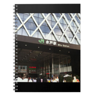 mito station - notebook