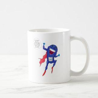 Mitochondria Man Coffee Mug