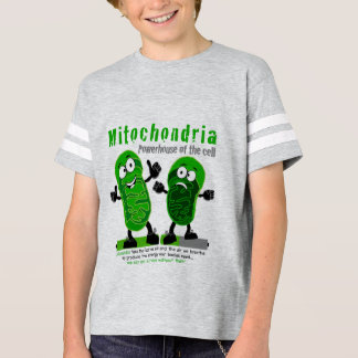 Mitochondria Powerhouse of the Cell T-Shirt
