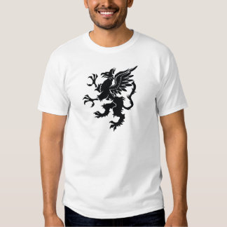 Mitológico dragon t shirts