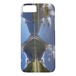 Mitre Peak, Milford Sound, Fiordland National iPhone 8/7 Case