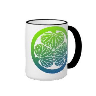 Mitsuba aoi (GB) Ringer Mug