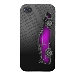 mitsubishi eclipse phone case import tuner racing iPhone 4/4S cover