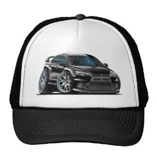 Mitsubishi Evo Black Car Cap