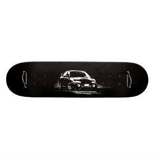 Mitsubishi EVO Skateboard Deck
