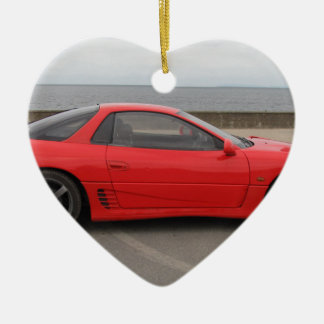 Mitsubishi-GTO-Twin-Turbo.jpg Christmas Ornament