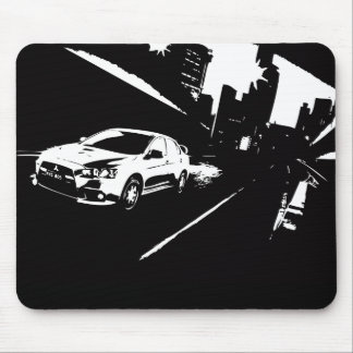 Mitsubishi Lancer Evoluion Mouse Mat