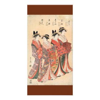 Mitsuhata senzan misayama itotaki oribae personalised photo card
