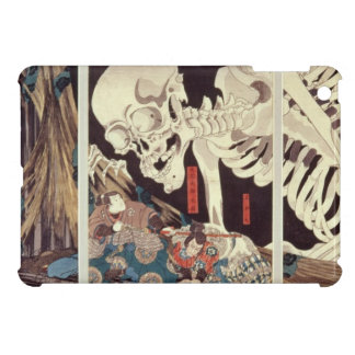 Mitsukini Defying the Skeleton Spectre, c.1845 Case For The iPad Mini