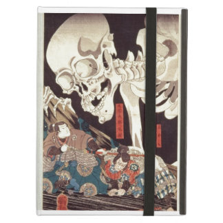 Mitsukini Defying the Skeleton Spectre, c.1845 Cover For iPad Air
