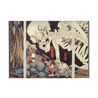 Mitsukini Defying the Skeleton Spectre, c.1845 Covers For iPad Mini