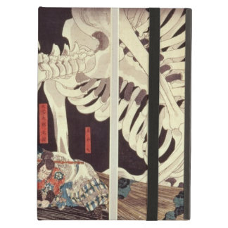 Mitsukini Defying the Skeleton Spectre, c.1845 iPad Air Case
