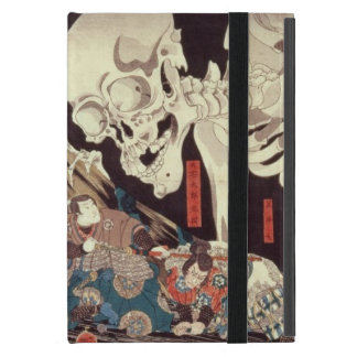 Mitsukini Defying the Skeleton Spectre, c.1845 iPad Mini Cover