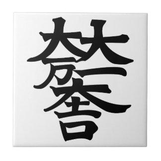Mitsunari Ishida Tile