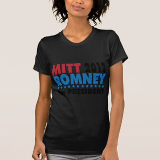 Mitt 2012 Romney for President.png T Shirts