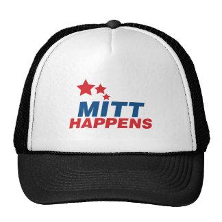 MITT-HAPPENS MESH HAT