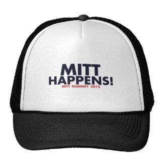MITT-HAPPENS HATS