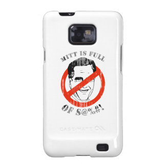 MITT IS FULL OF Faded.png Samsung Galaxy S2 Case