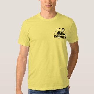 Mitt Romney 2012 (2 SIDED) Shirt