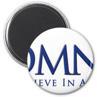 Mitt Romney 2012 Believe in America 6 Cm Round Magnet