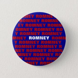 Mitt Romney 2012 button