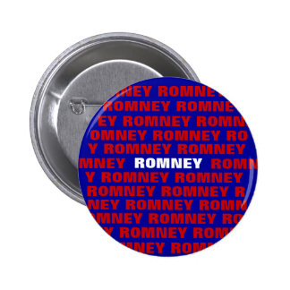 Mitt Romney 2012 button