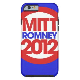 Mitt Romney 2012 Tough iPhone 6 Case