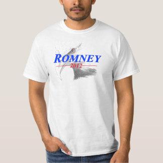 Mitt Romney 2012 Eagle Eye T-Shirt