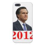 Mitt Romney 2012 iPhone 4/4S Skin iPhone 5 Case