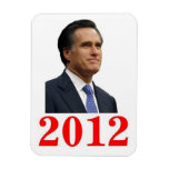 Mitt Romney 2012 Magnet
