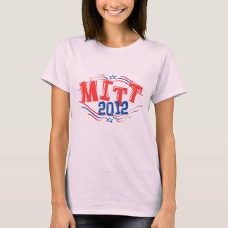 MITT Romney 2012 Patriotic T-Shirt