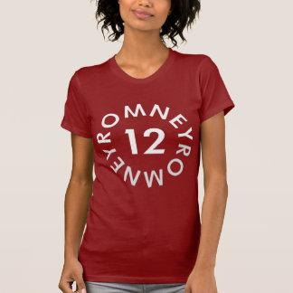 Mitt Romney 2012 T Shirt