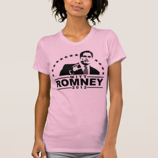 Mitt Romney 2012 T-shirts