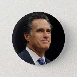 Mitt Romney 6 Cm Round Badge