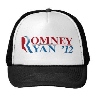 Mitt Romney and Paul Ryan 2012 Cap
